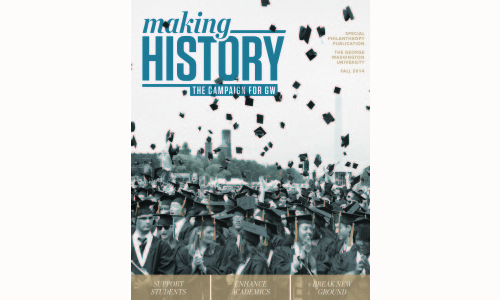 Fall 2014- special making history issue