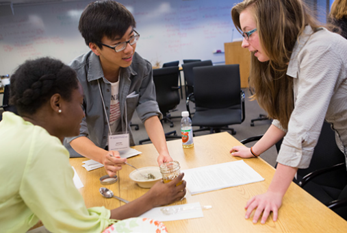 GWTeach program helps educators combine STEM skills with the latest in collaborative education.