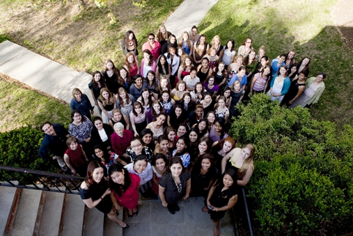 Support tomorrow's female leaders at GW's Mount Vernon