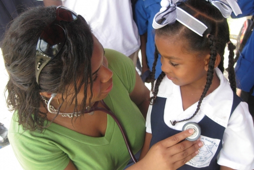Help Nursing students learn abroad.
