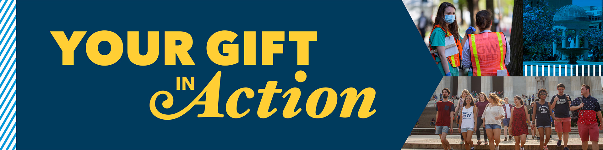 Your Gift in Action