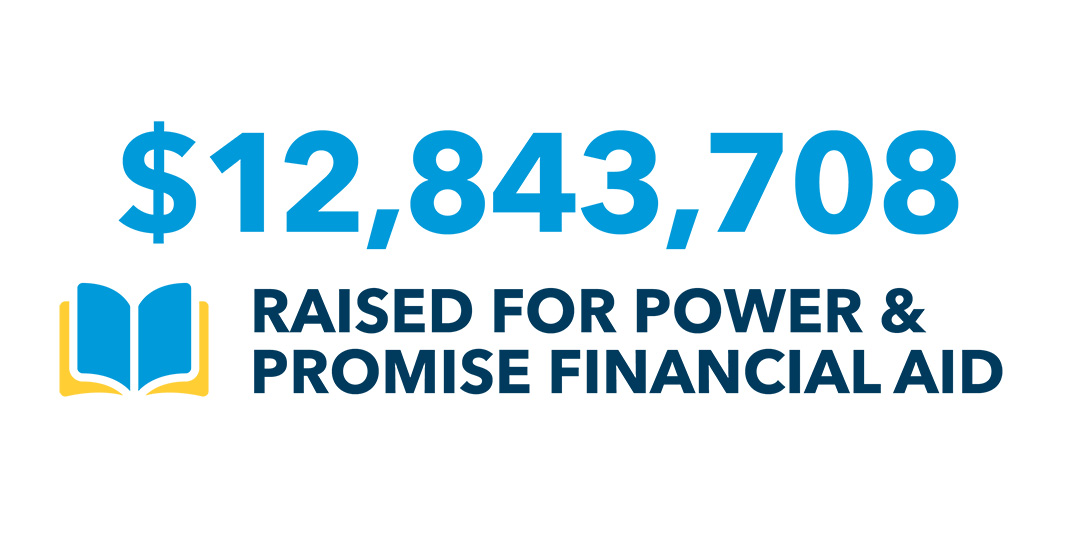 $13 million raised for power and promise