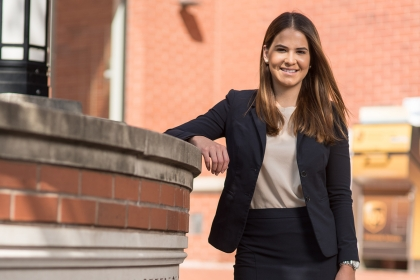 Claudia Ojeda, LAW '18